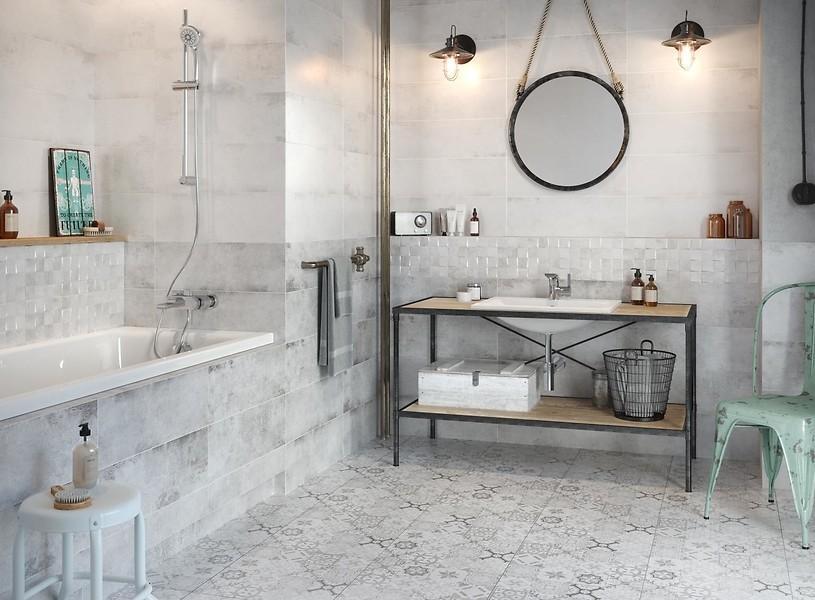 Cersanit Concrete Style csempe és padlólap