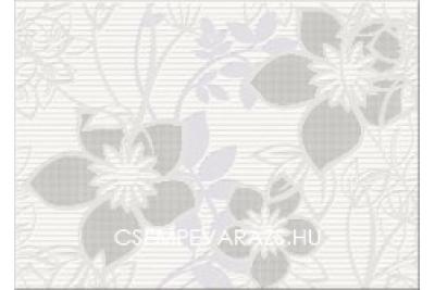 Cersanit Calvano Grey Inserto dekorcsempe 25x35 cm