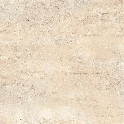 Cersanit Tuti Mefasto beige micro padlólap 42x42 cm