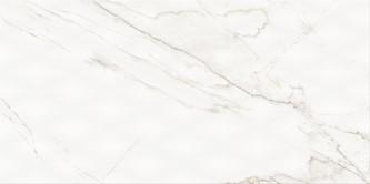 Cersanit Stay Classy ps804 white glossy diamond structure falicsempe 29,8x59,8 cm