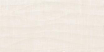 Cersanit shiny textile ps810 cream satin structure falicsempe 29,8x59,8 cm