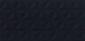 Cersanit ps802 black satin geo structure falicsempe 29x59 cm
