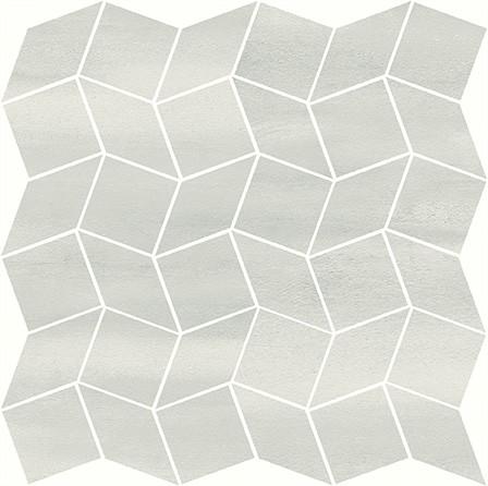 Cersanit mystic cemento mosaic square mozaik 31,4x31,6 cm