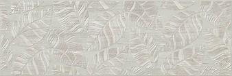 Livi beige inserto leaves 20x60 cm dekorcsempe