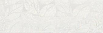 Livi cream inserto leaves 20x60 cm dekorcsempe