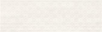 Cersanit ferano white lace inserto satin dekorcsempe 24x74 cm