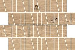 Sandwood beige trapeze mosaic matt 20x29,9 cm mozaik
