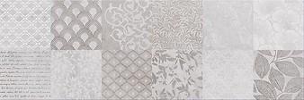 Snowdrops patchwork 20x60 cm dekorcsempe