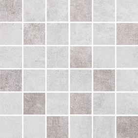 Snowdrops mosaic mix 20x20 cm mozaik