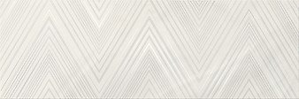 Markuria white lines inserto matt 20x60 cm dekorcsempe