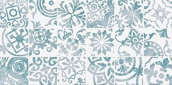Dekorina white inserto matt 29,7x60 cm dekorcsempe